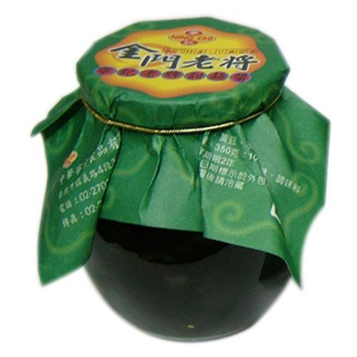 寧記 金門老將甜麵醬(350g/瓶)