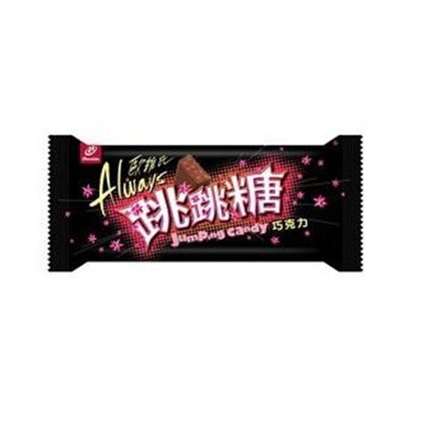 宏亞 歐維氏跳跳糖巧克力(38g/片)
