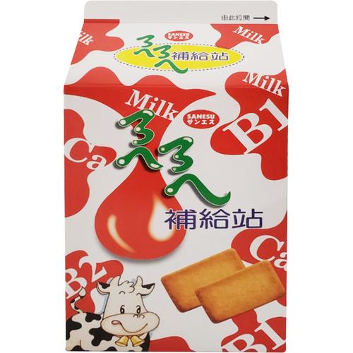 《掬水軒》ㄋㄟㄋㄟ補給站牛奶餅(400g/盒)