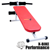 《X-BIKE》Performance 50900 多功能 仰臥起坐訓練板 $2050