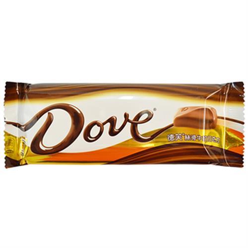 Dove 德芙絲滑牛奶巧克力(80g/條)