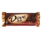 《Dove》德芙香濃黑巧克力(80g/條)