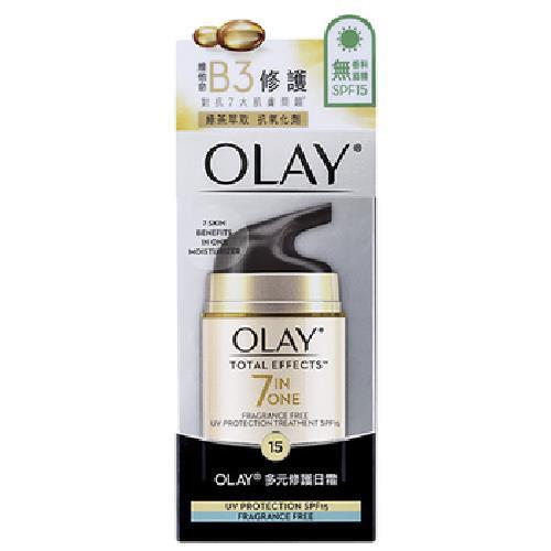 OLAY 歐蕾多元修護日霜(50g/瓶)