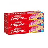 《高露潔》兒童牙膏-香香水果口味(40g*3/組)