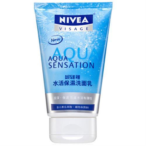 《妮維雅》水活保濕洗面乳(100g)
