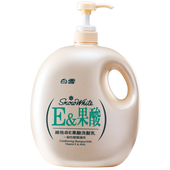 《白雪》E&果酸洗髮乳(2000ml/桶)