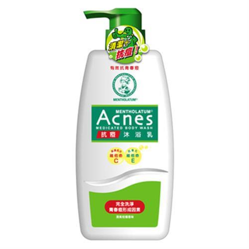 曼秀雷敦 Acnes抗痘沐浴乳(600ml/瓶)