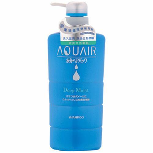 阿葵亞 水分HairPack洗髮乳(600ml/瓶)