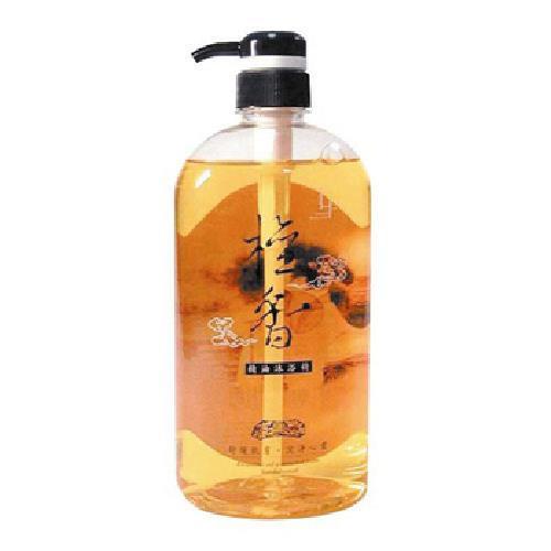 脫普 檀香精油沐浴精(800g/瓶)