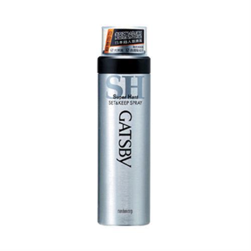《GATSBY》強黏造型噴霧(180g/瓶)