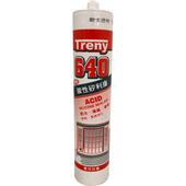 《Treny》酸性矽利康-透明(270g/瓶)