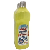 《魔術靈》浴室經濟瓶-檸檬香(500ml*2入/組)