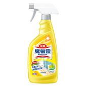 《魔術靈》浴室噴槍瓶-檸檬香(500ml/瓶)