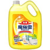 《魔術靈》浴室清潔劑(3.8L/桶)
