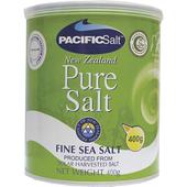 《天廚》紐西蘭細精鹽(400g/罐)