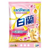 《白蘭》含熊寶貝馨香精華洗衣粉(4.25kg/包)