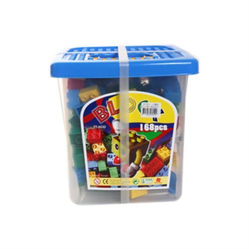 四方積木桶(168PCS*個)
