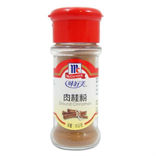 味好美 肉桂粉(26g/瓶)