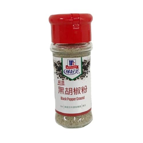 味好美 黑胡椒粉(30g/瓶)
