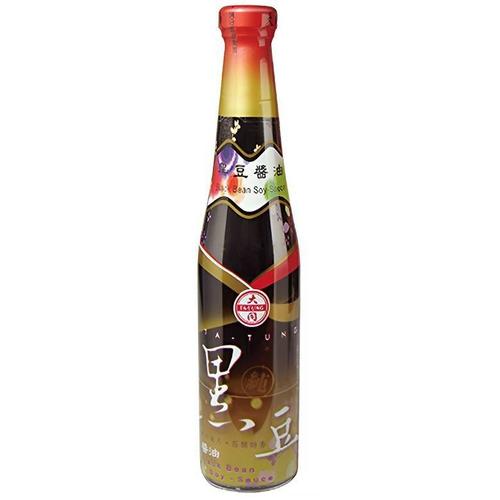 大同 黑豆醬油(400ml/瓶)