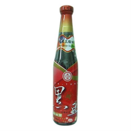 大同 純黑豆蔭油膏(420g/瓶)