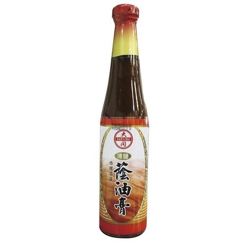 大同 薄鹽蔭油膏(420g/瓶)