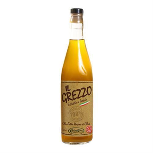 IL GREZZO 頂級橄欖油未過濾(750ml/瓶)