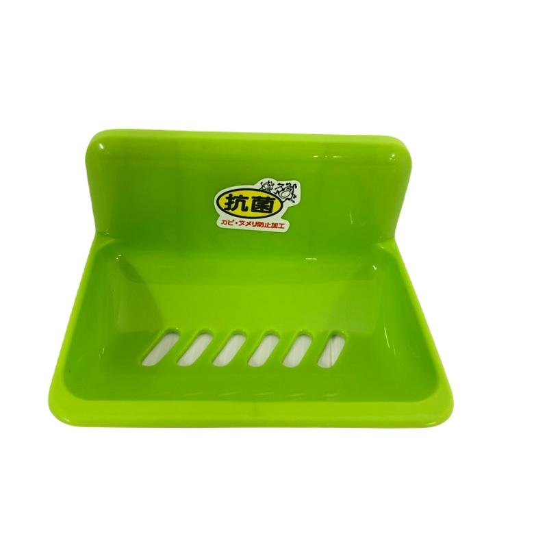 吸盤皂台-綠