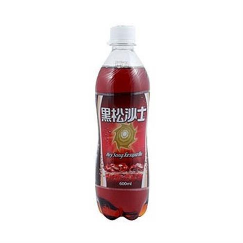黑松 沙士(600ml*4瓶/組)
