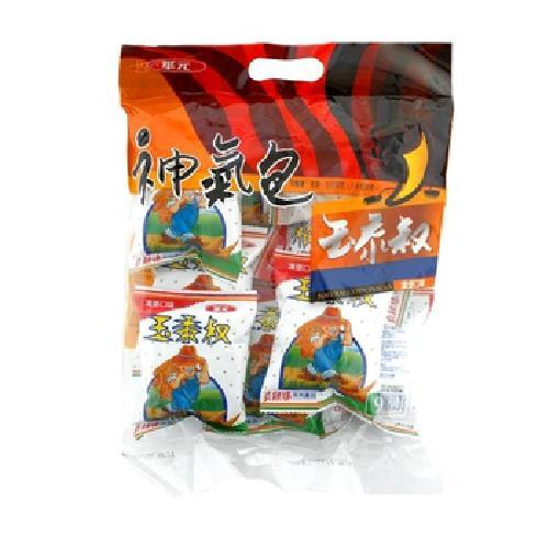 《華元》玉黍叔神氣包(9gx9包/袋)
