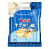 《義美》牛奶夾心酥(400g/包)