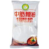 《FP》中筋麵粉(500g/包)