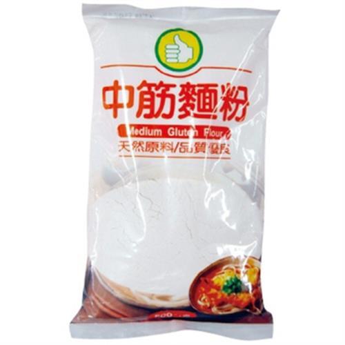 FP 中筋麵粉(500g/包)