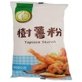 《FP》樹薯粉(400g/包)