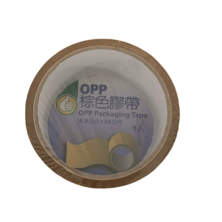 FP OPP棕色膠帶(4.8公分X35公尺)