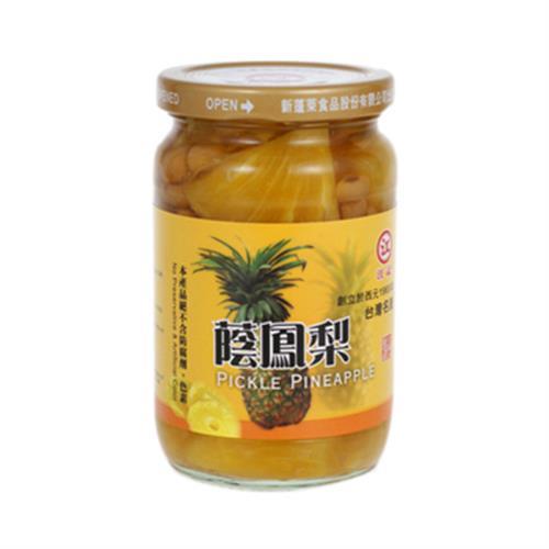 江記 蔭鳳梨(350g/瓶)