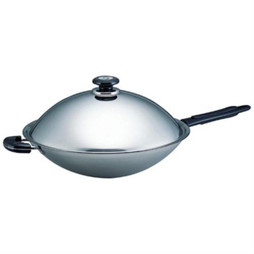 皇家西華 五層合金炒鍋(36cm/單把)