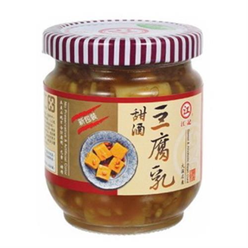 江記 甜酒豆腐乳(180g/瓶)