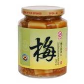 《江記》梅子豆腐乳(380g/瓶)