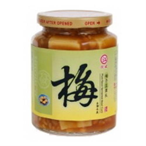 江記 梅子豆腐乳(380g/瓶)