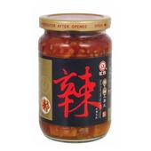 《江記》辣豆瓣豆腐乳(370g/瓶)