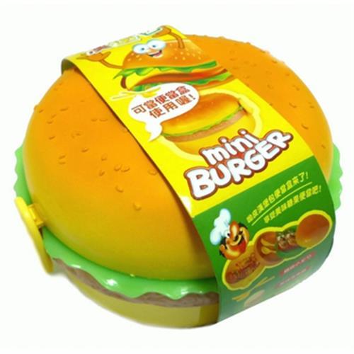 Yupi 呦皮漢堡包QQ軟糖(100g/個)