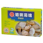 《牛頭牌》蛤蜊湯塊(11g*6塊/盒)