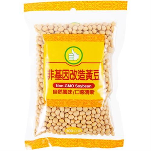 FP 非基因改造黃豆(300g±5%/包)