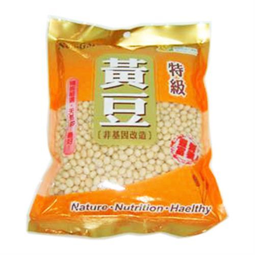 茂喜 黃豆-非基因改造(600g/包)