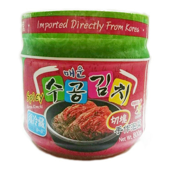 韓松 韓國切塊手作泡菜(800g/罐)