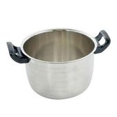 不鏽鋼美式鍋-電木耳(16cm/SK41-16)