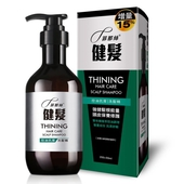 《GREEN綠的》健髮洗髮精-抗屑健髮配方350ml/盒