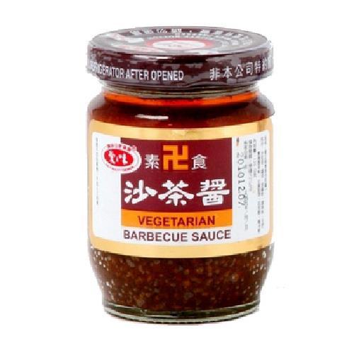 《愛之味》素食沙茶醬(120gx3瓶/組)