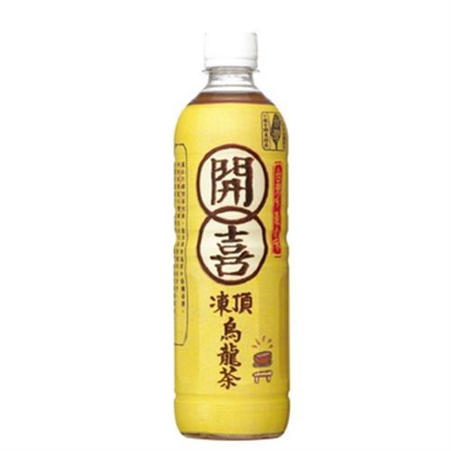 開喜 凍頂烏龍茶低糖(575ml*4瓶/組)